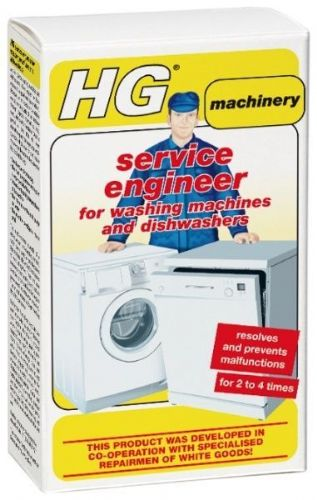 HG service engineer for washing machines and dishwashers 2 x 100g